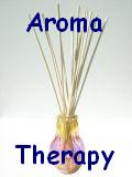 Aromatherapy accessories: diffusers, reed refills, glass dabber wands, etc.