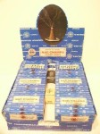 144 Nag Champa Original Temple Incense Dhoop Cones