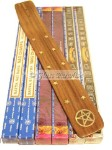 Nag Champa 60g *Ash Catcher Incense Burner Gift Pack