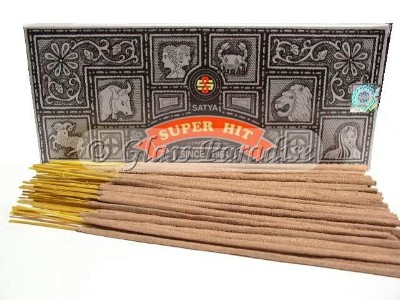 Nag Champa SUPER HIT Incense Sticks - 100 gram box