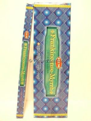 HEM  Frankincense-Myrrh Incense Sticks Bulk 25 boxes!