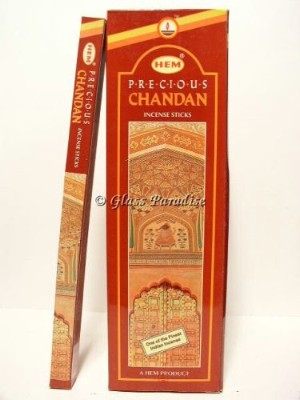 HEM ~ Precious Chandan ~ Incense Sticks Bulk 25 boxes!