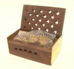 3 Gram Golden Amber Resin Gift Box Herbal Ayurveda