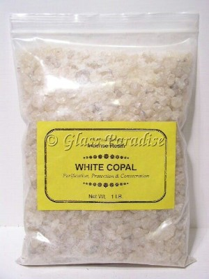 White Copal Resin 100% pure altar incense 1 LB