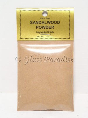 Sandal Wood Incence Powder *Wicca Aphrodesiac 1/2 oz.