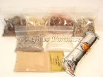 Resin Gift Pack Sacred Altar Incense Starter Kit