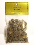 Myrrh Sacred Altar Resin Shaman Incense 3/4 oz.