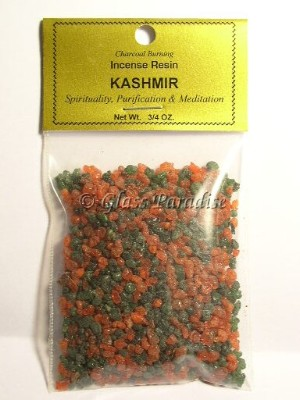 Kashmir Macumba Sacred Altar Resin Incense Blend Wiccan 3/4 oz.