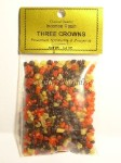 Three Kings Sacred Altar Resin Incense Three Crowns Blend 3/4 oz.