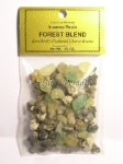 Forest Blend Sacred Altar Resin Incense 1/2 oz.