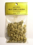 Nile Temple Blend Ancient Altar Resin Incense  1/2 oz.