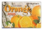 Nag Champa Orange Herbal Soap 75g *Aromatherapy